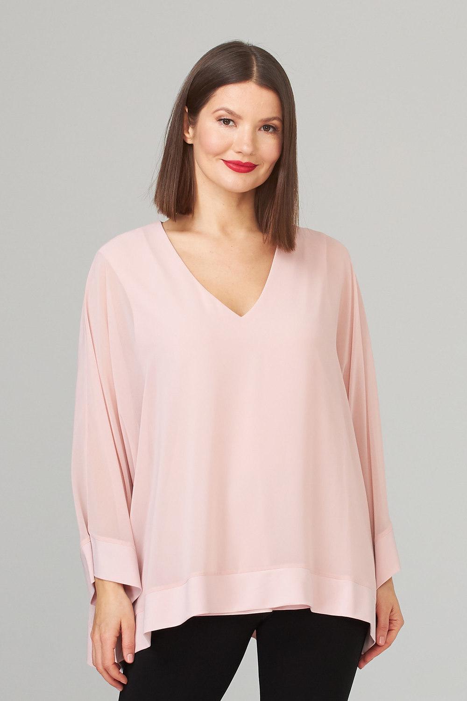Joseph Ribkoff Chemises et blouses Rose Style 201086