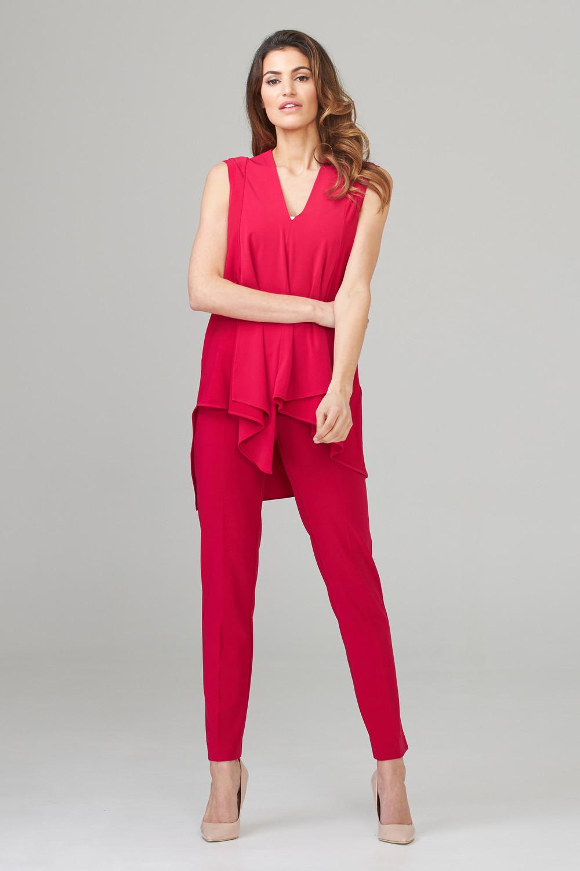 Joseph Ribkoff Pantalons Cerise Style 144092