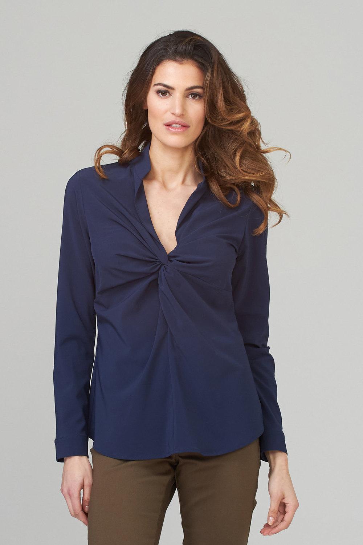 Joseph Ribkoff Chemises et blouses Bleu Minuit 40 Style 201281
