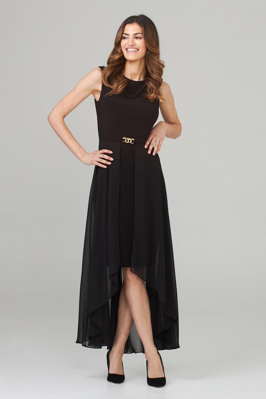 Joseph Ribkoff Black Dresses Style 202159