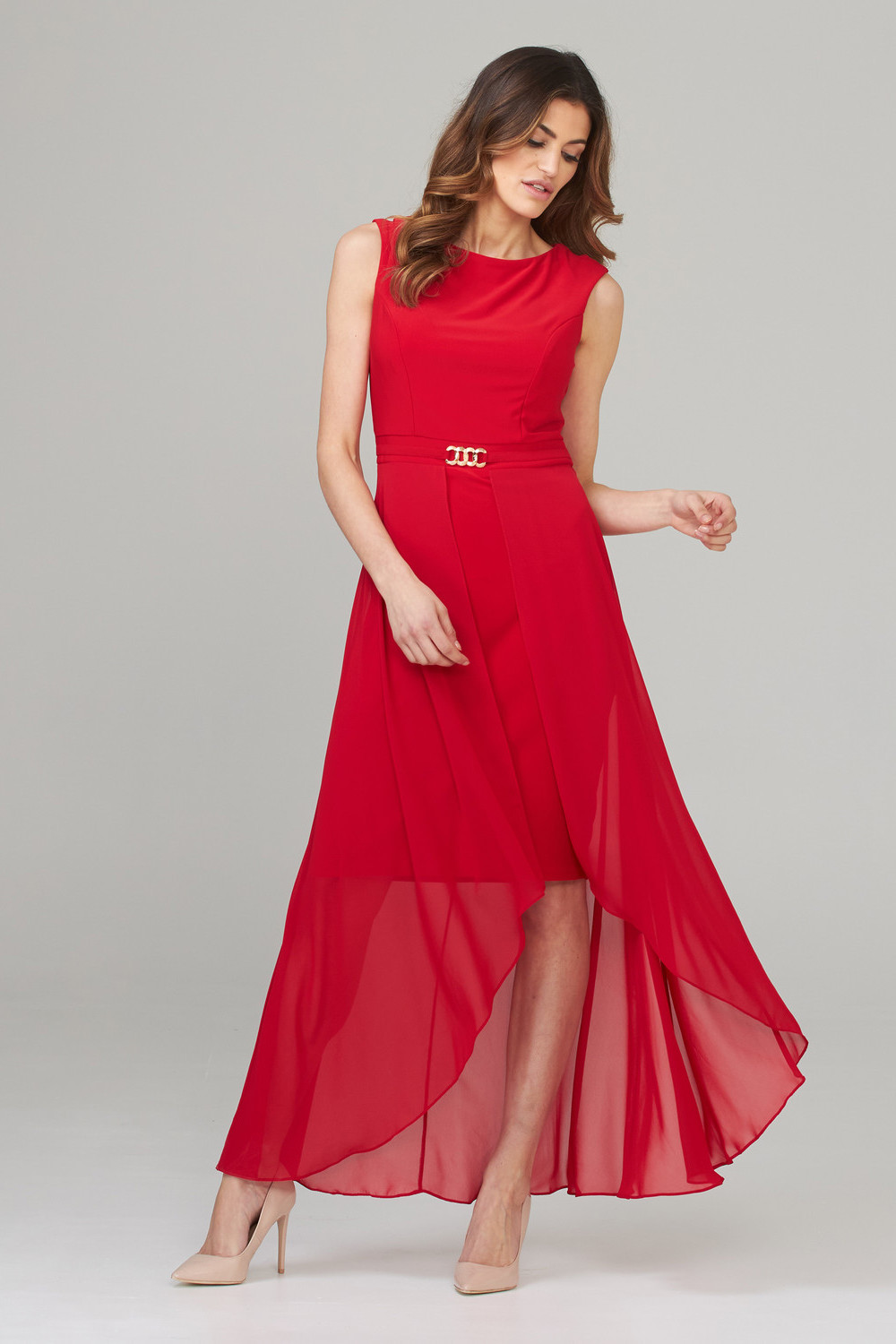 Joseph Ribkoff Robes Rouge A Levres 173 Style 202159