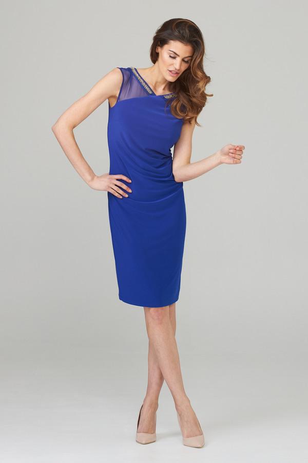 Joseph Ribkoff Royal Sapphire 163 Dresses Style 201004