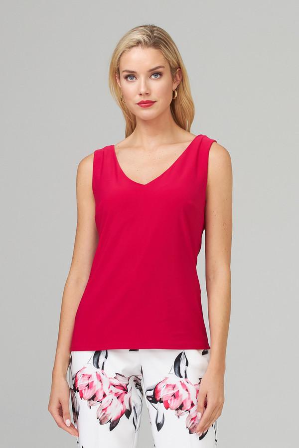 Joseph Ribkoff Tee-shirts et camisoles Cerise Style 201546