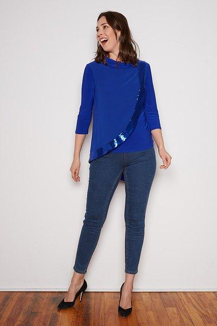 Joseph Ribkoff Royal Sapphire 163 Tunics Style 201125