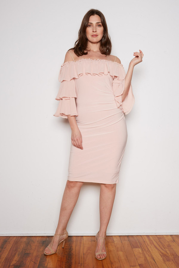 Joseph Ribkoff Robes Rose Style 201002