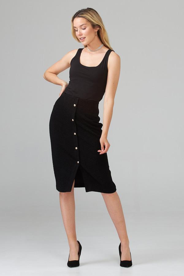 Joseph Ribkoff Black Skirts Style 203707