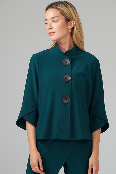 Joseph Ribkoff Pine Jackets Style 193198