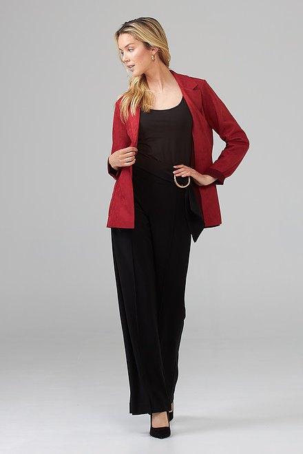 Joseph Ribkoff Pantalons Noir Style 203446