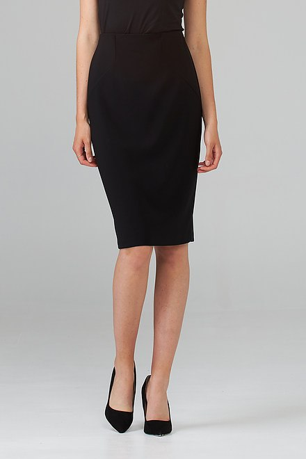 Joseph Ribkoff Black Skirts Style 203524