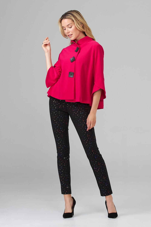 Joseph Ribkoff Pantalons Noir/Multi Style 203392