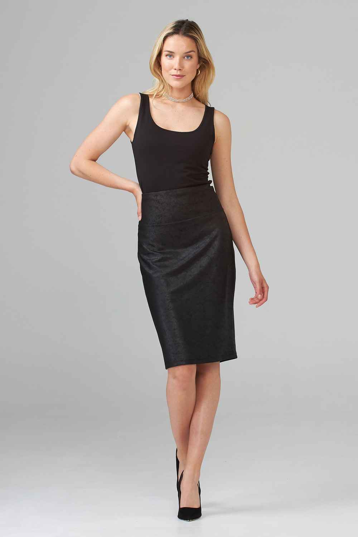 Joseph Ribkoff Black Skirts Style 203375