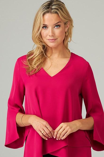 Joseph Ribkoff Peony Shirts & Blouses Style 201085