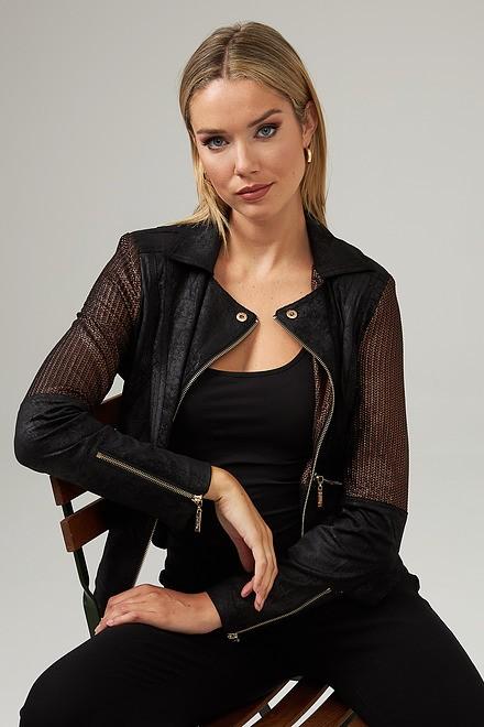 Joseph Ribkoff Black Jackets Style 203005