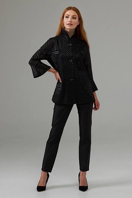 Joseph Ribkoff Black Pants Style 203073