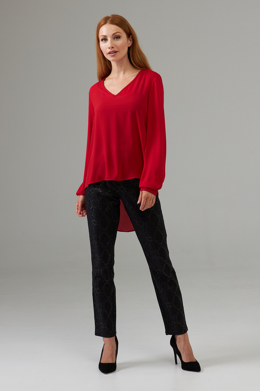Joseph Ribkoff Pantalons Noir Style 203075