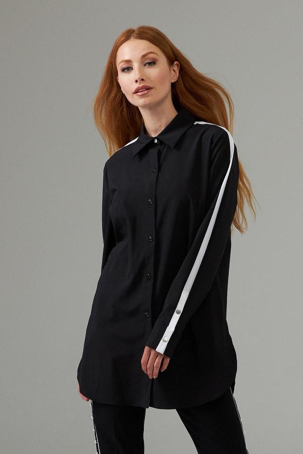 Joseph Ribkoff Chemises et blouses Noir/Blanc Style 203086