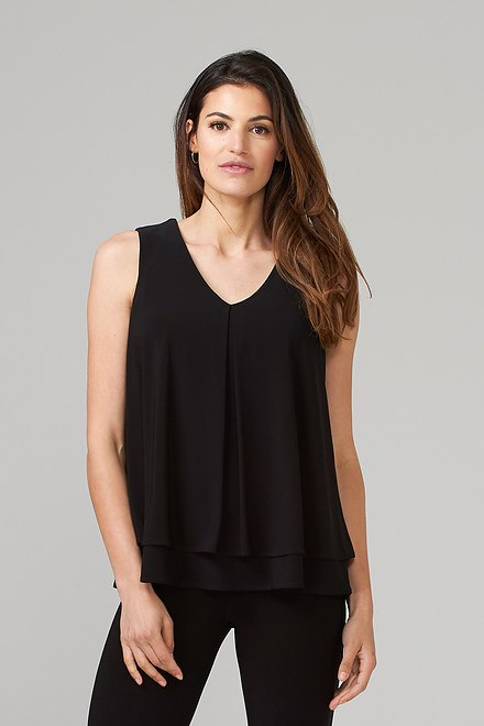 Joseph Ribkoff Black Tees & Camis Style 203119