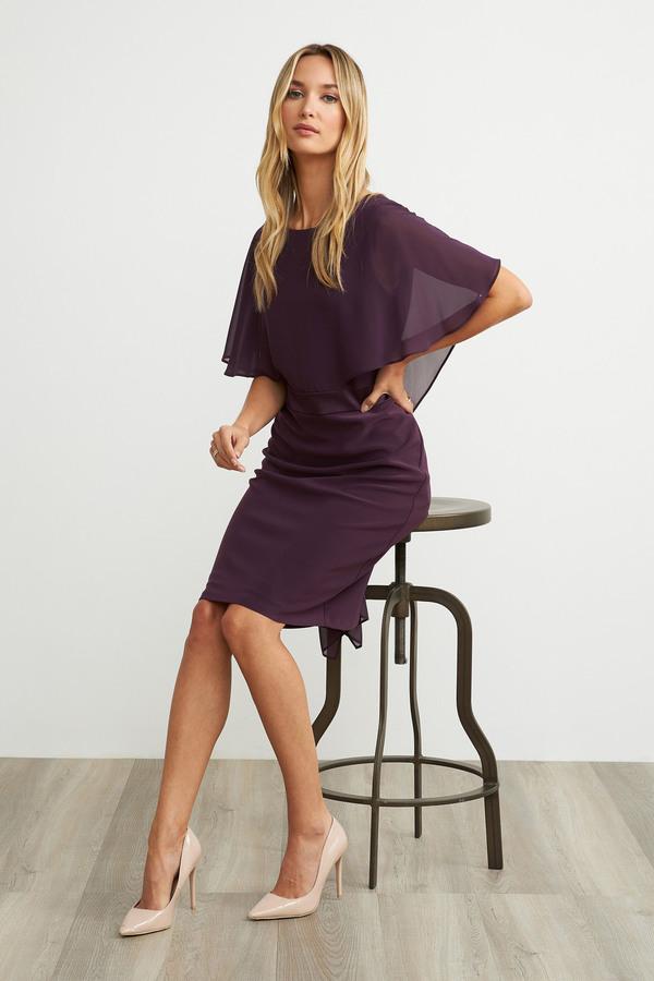 Joseph Ribkoff Robes Amethyste Style 203126