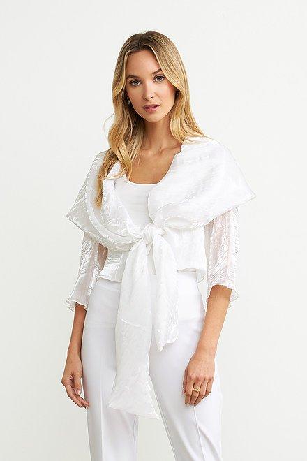 Joseph Ribkoff Chemises et blouses Vanille 30 Style 203129