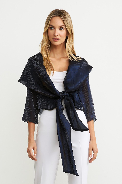 Joseph Ribkoff Chemises et blouses Bleu Nuit Style 203129