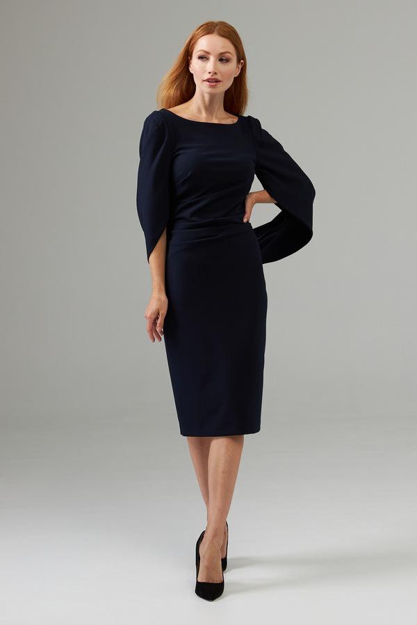 Joseph Ribkoff Midnight Blue 40 Dresses Style 203145