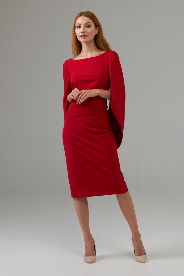 Joseph Ribkoff Robes Rouge A Levres 173 Style 203145