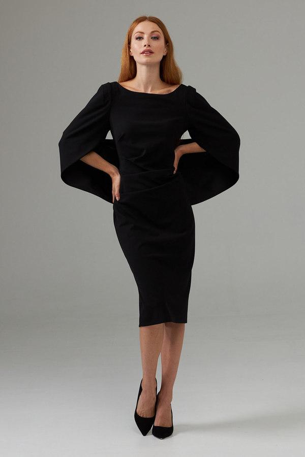 Joseph Ribkoff Robes Noir Style 203145