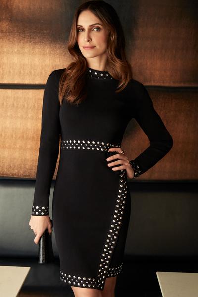 Joseph Ribkoff Black Dresses Style 203147