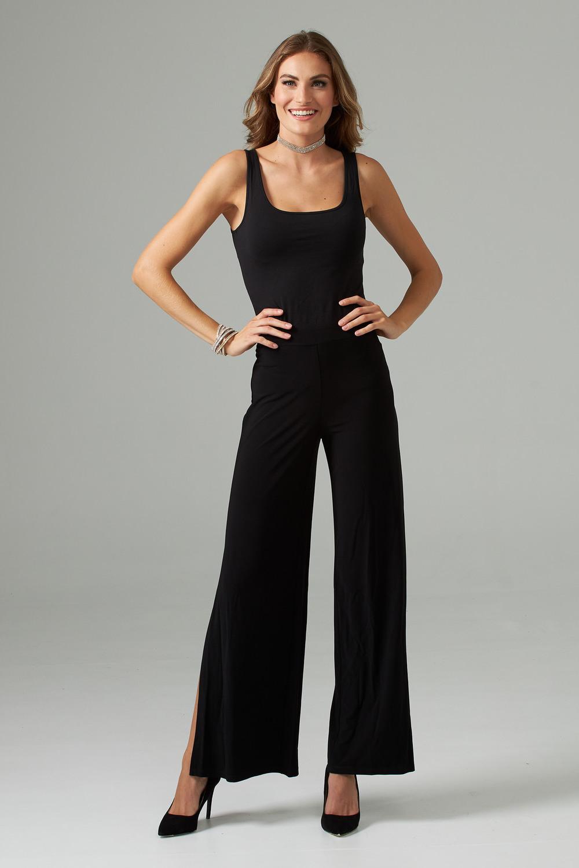 Joseph Ribkoff Pantalons Noir Style 203177