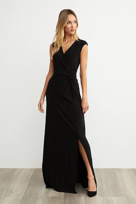 Joseph Ribkoff Black Dresses Style 203195