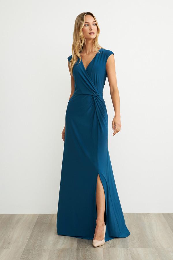 Joseph Ribkoff Peacock Dresses Style 203195