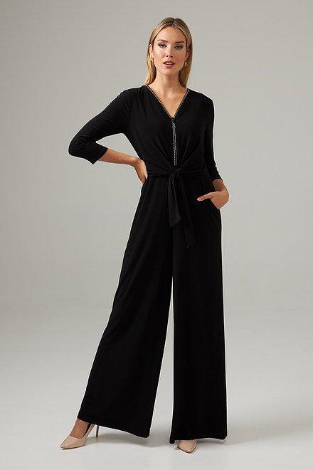 Joseph Ribkoff Combinaisons Noir Style 203218