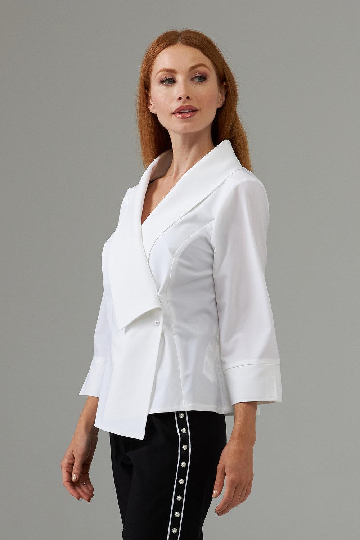 Joseph Ribkoff White Shirts & Blouses Style 203295