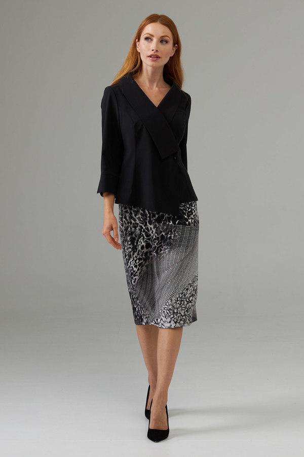 Joseph Ribkoff Black Shirts & Blouses Style 203295