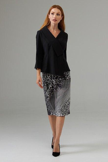 Joseph Ribkoff Chemises et blouses Noir Style 203295