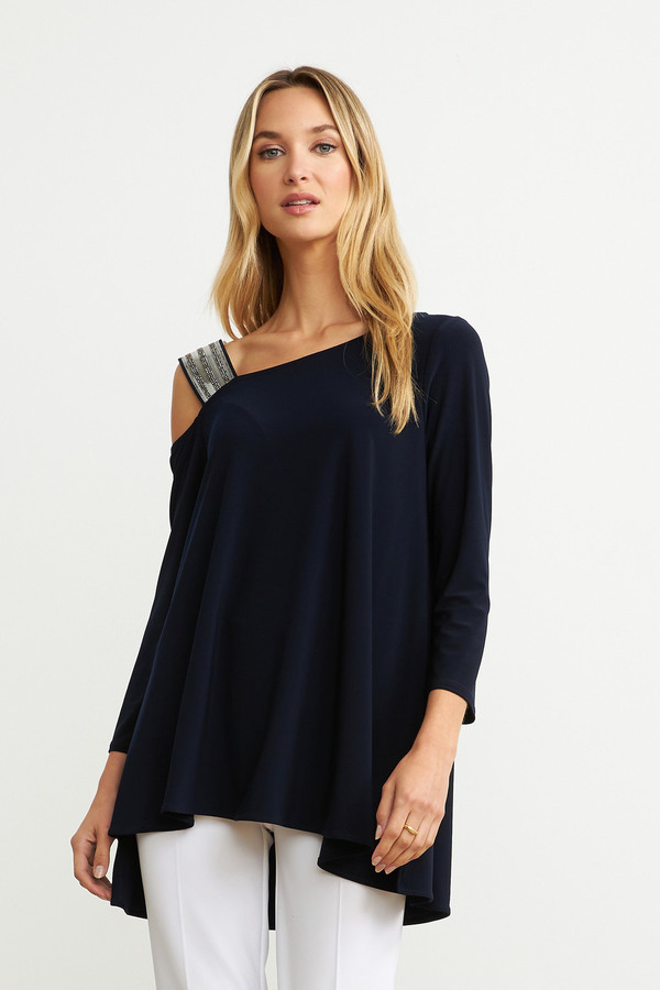 Joseph Ribkoff Midnight Blue Tunics Style 203302