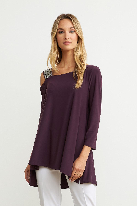 Joseph Ribkoff Amethyst Tunics Style 203302