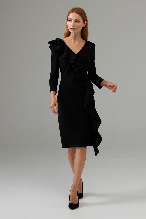 Joseph Ribkoff Black Dresses Style 203336