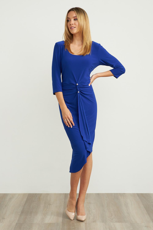 Joseph Ribkoff Royal Sapphire 163 Dresses Style 203338