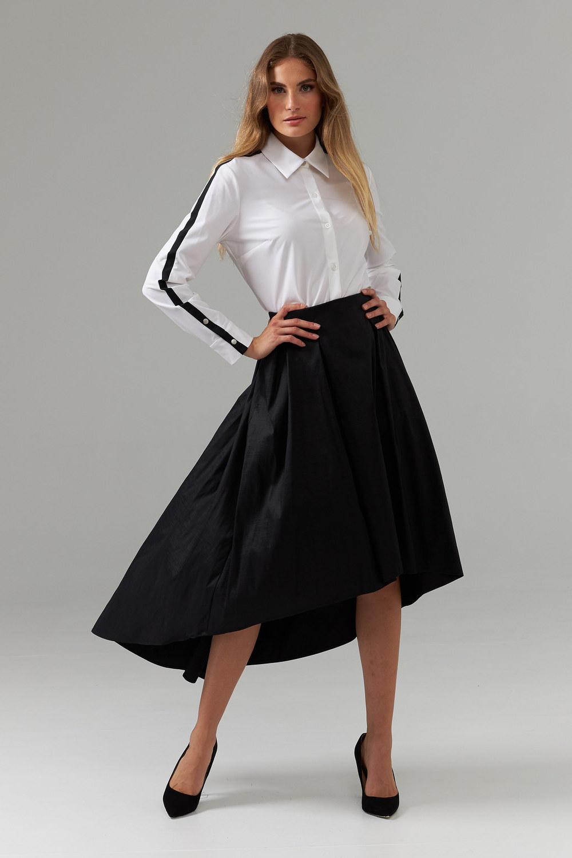 Joseph Ribkoff Black Skirts Style 203409