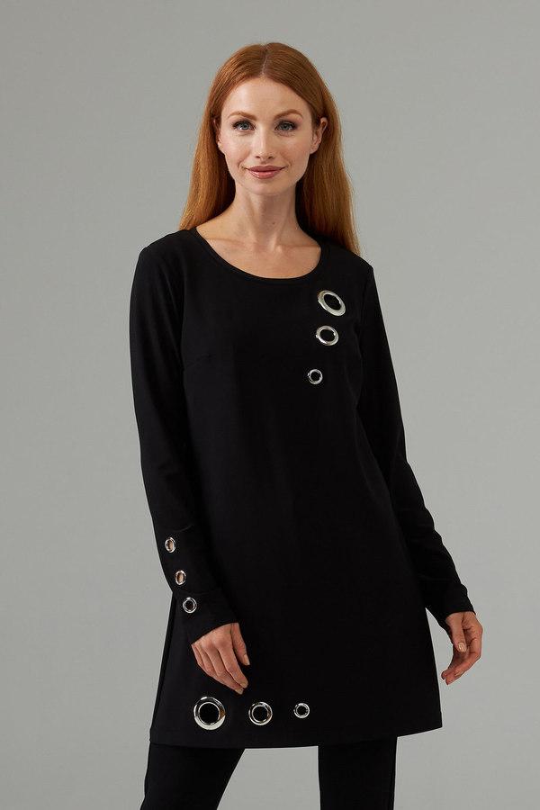 Joseph Ribkoff Black Tunics Style 203447