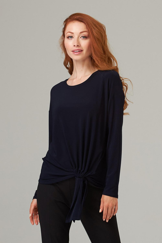 Joseph Ribkoff Chemises et blouses Bleu Nuit Style 203450