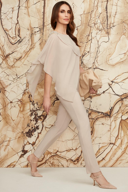 Joseph Ribkoff Sand Shirts & Blouses Style 203479