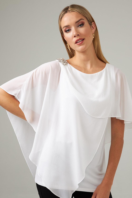 Joseph Ribkoff Vanilla 30 Shirts & Blouses Style 203479
