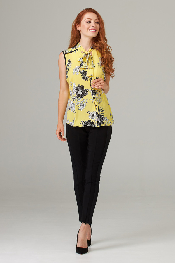 Joseph Ribkoff Pantalons Noir Style 203536