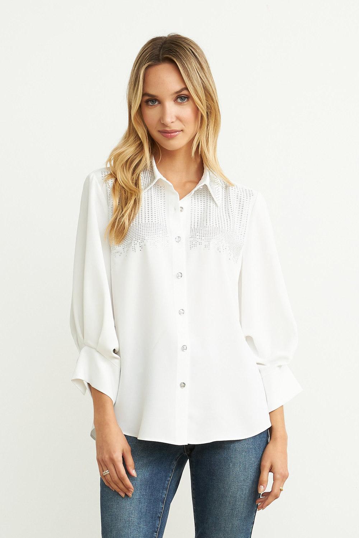 Joseph Ribkoff Vanilla 30 Shirts & Blouses Style 203568