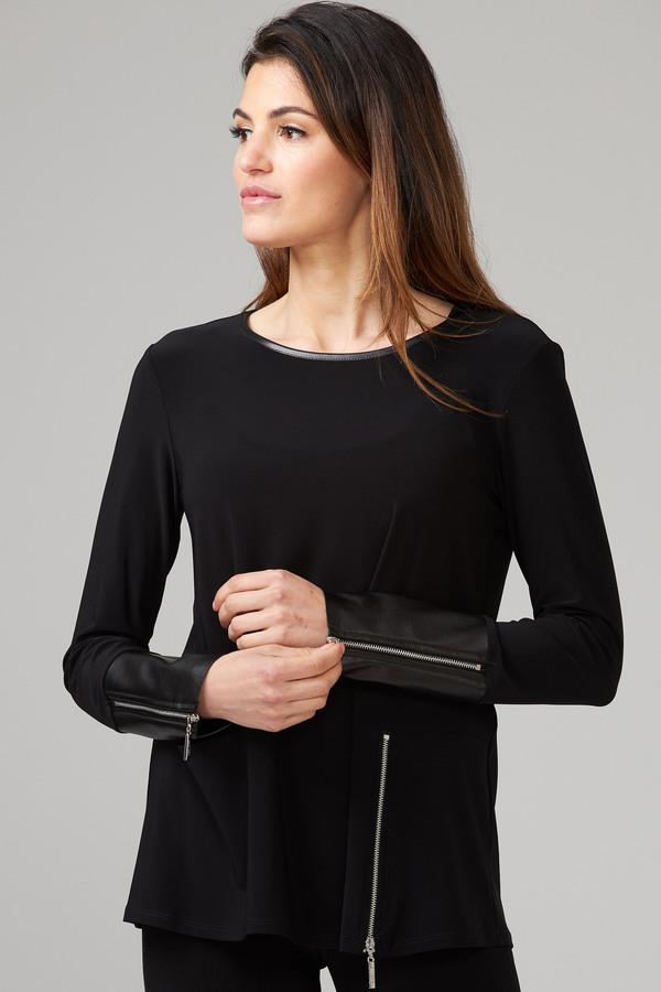 Joseph Ribkoff Black Shirts & Blouses Style 203579