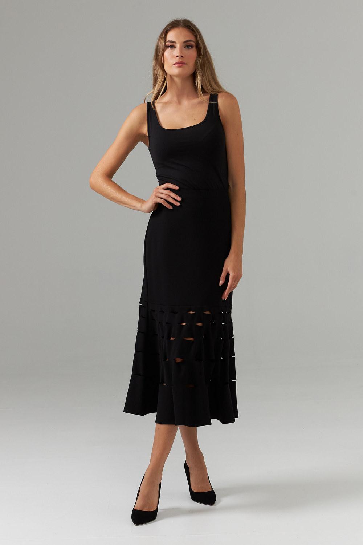 Joseph Ribkoff Black Skirts Style 203580