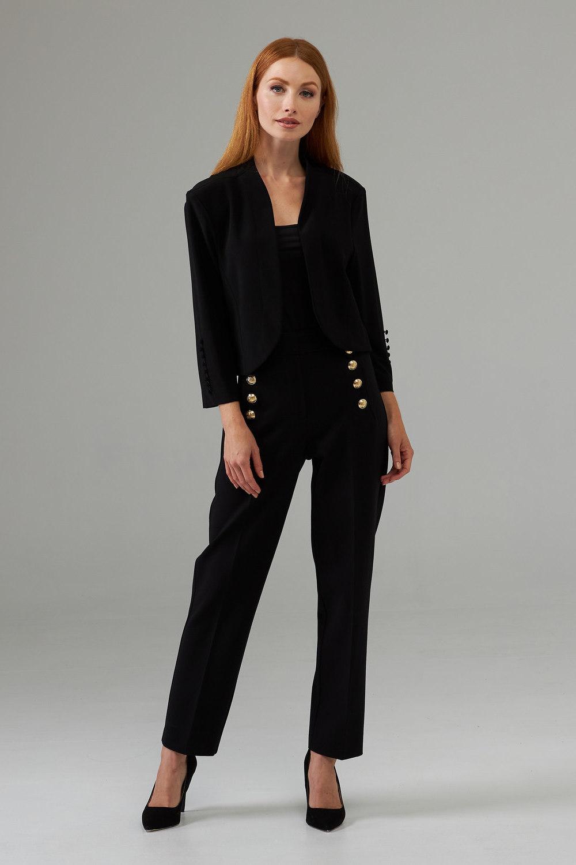 Joseph Ribkoff Black Pants Style 203583