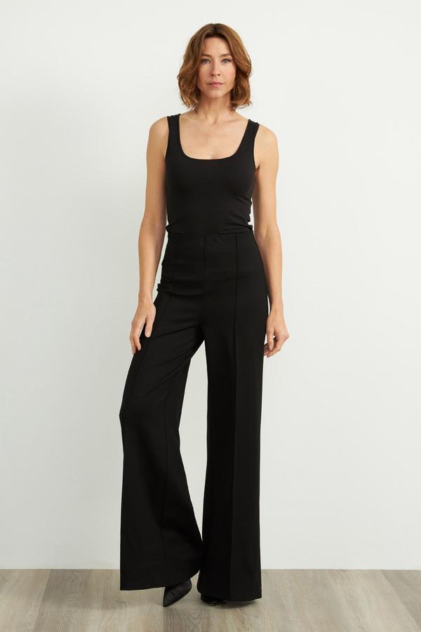 Joseph Ribkoff Pantalons Noir Style 203597